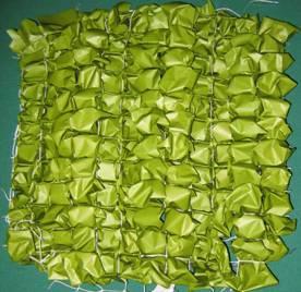 Радиопоглощающий материал «Крона» фото 2 РПМ цвет зеленый